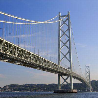 橋梁・道路の整備の写真